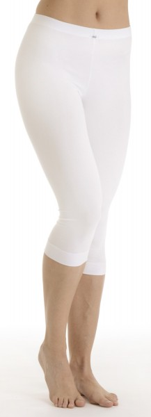 Pleas Damen Thermo Unterhose 3/4 lang Skiunterwäsche 129535-100